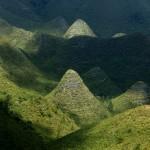 Chiapas mountain view, Mexico