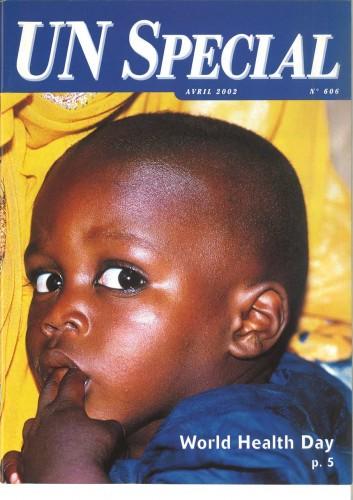 UN Special cover page