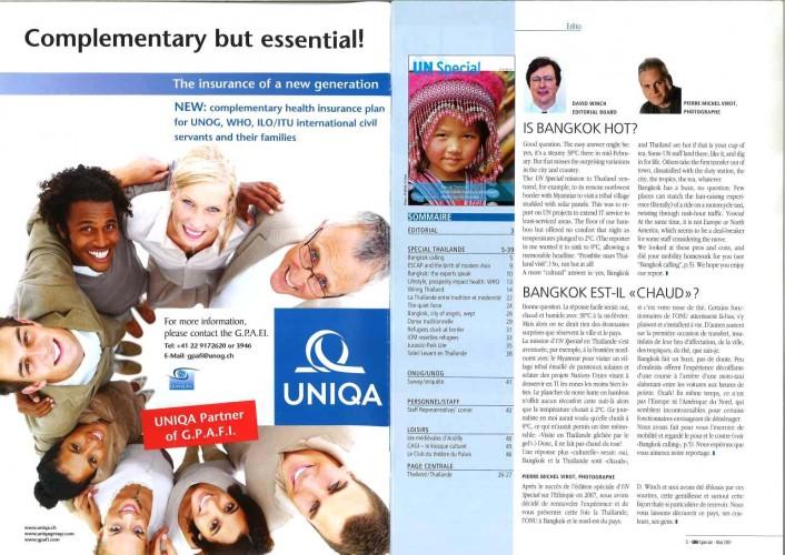 UN Special: Thailand special edition.