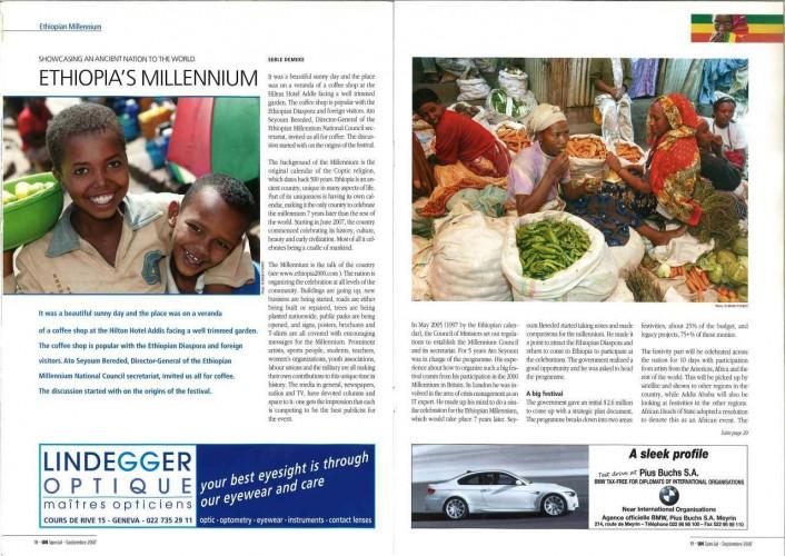 UN Special: Ethiopia special edition